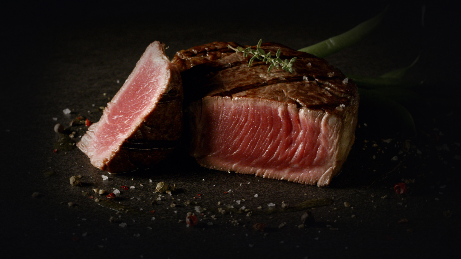 Steak cocinado con horno SteakMaster de Teka